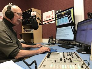 Try your hand at being a radio presenter