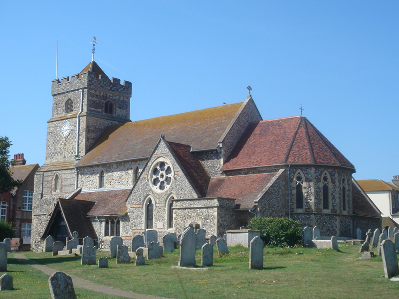 St Leonards Church Seaford