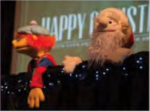 Kings Church Puppets