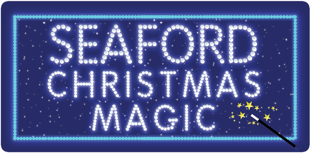 Seaford Charistmas Magic 2016 - Seaford East Sussex UK