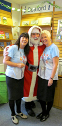 Seaford Tourist Information Centre at Christmas Magic